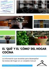 El Qué y el Cómo del Hogar - Cocina