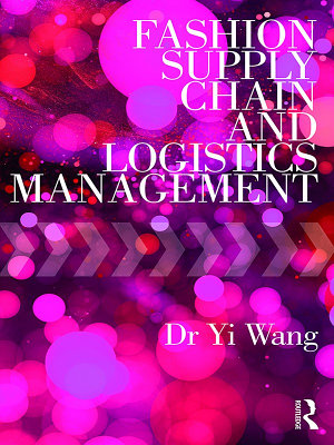 Fashion Supply Chain and Logistics Management