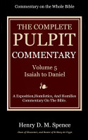 The Pulpit Commentary  Volume 5 PDF