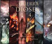 La Guerra de los Dioses: Volúmenes 1, 2, y 3