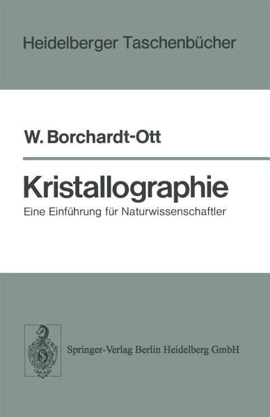 Kristallographie PDF