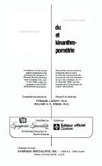 A Collection of the Formal Papers Presented at the International Congress of Physical Activity Sciences Held in Quebec City, July 11-16, 1976, Under the Auspices of the CISAP-1976-ICPAS Corporation