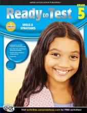 Ready to Test, Grade 5: Skills & Strategies