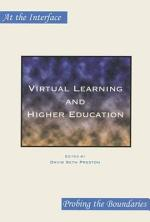 Virtual Learning and Higher Education