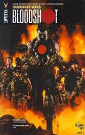 Bloodshot Vol. 3: Harbiner Wars TPB