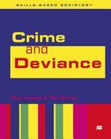 Crime and Deviance PDF