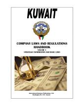 Kuwait Company Laws and Regulations Handbook