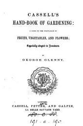 Cassell's hand-book of gardening
