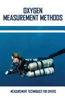 Oxygen Measurement Methods