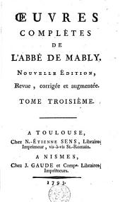 Oeuvres complètes: Volume3