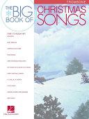 Big Book of Christmas Songs (Songbook)