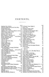 American Journal of Numismatics: Volumes 4-6