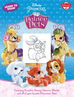 Learn to Draw Disney Princess Palace Pets PDF