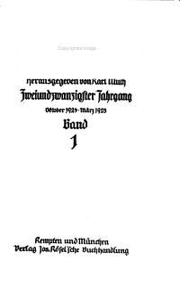 Neues Hochland PDF
