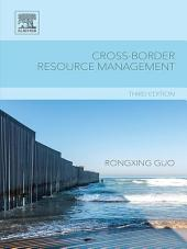 Cross-Border Resource Management: Edition 3