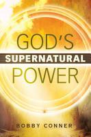 God s Supernatural Power PDF