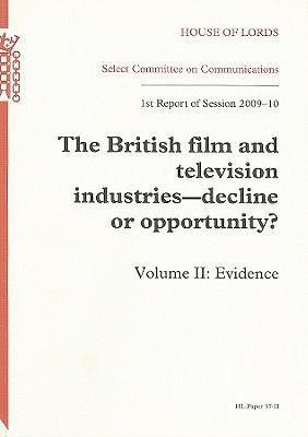 The British film and television industries PDF