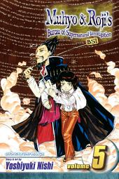 Muhyo & Roji's Bureau of Supernatural Investigation, Vol. 5: Swallows in the Wind