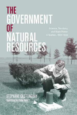 The Government of Natural Resources PDF