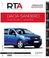 Dacia Sandero - RTA287: 1.5 dCi 75 e 90 cv - dal 09/2012