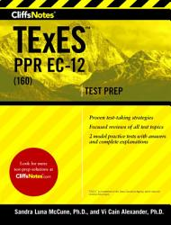 Cliffsnotes Texes Ppr Ec 12 160  Book PDF