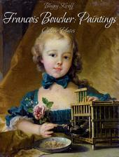 Francois Boucher: Paintings (Colour Plates)
