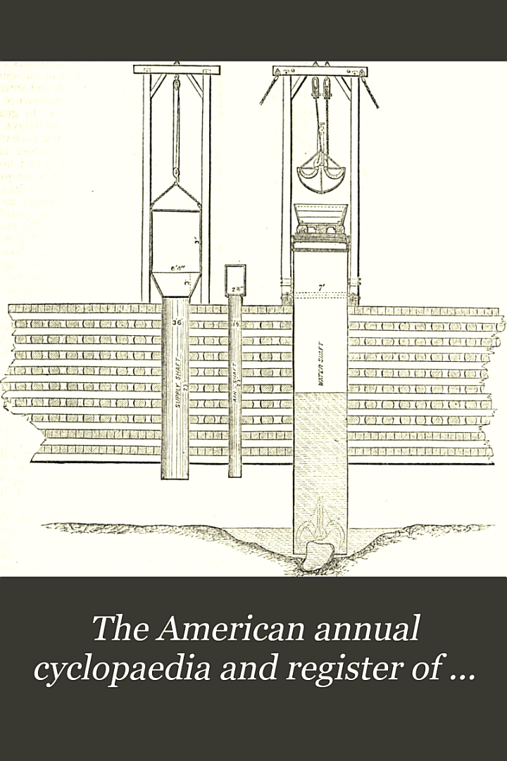 The American Annual Cyclopedia and Register of Important Events of the Year ...