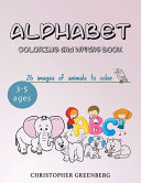 Alphabet Coloring and Writing Book PDF