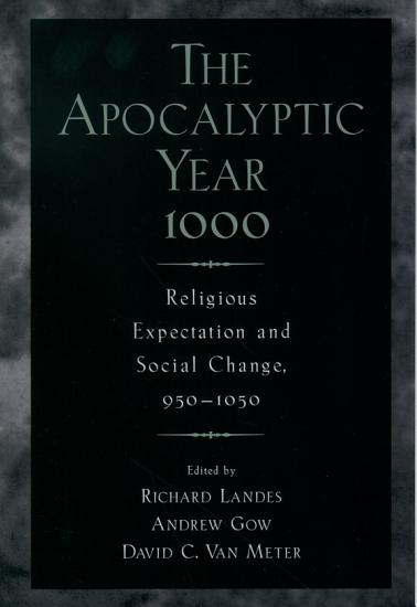 The Apocalyptic Year 1000 PDF