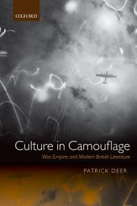 Culture in Camouflage PDF