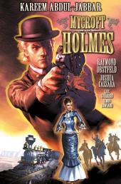 Mycroft Holmes and the Apocalypse Handbook #5