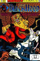 The Black Hood: Impact #3