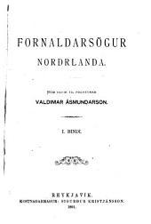 Fornaldarsögur Nordrlanda...