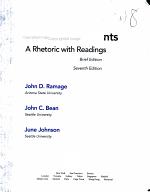 Writing Arguments PDF