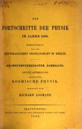 Die Fortschritte der Physik: Band 46,Teil 3