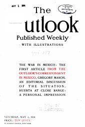 The Outlook: Volume 107