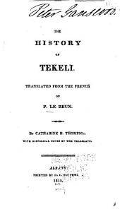 The History of Tekeli