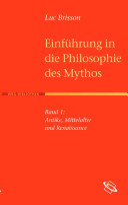 Einf  hrung in die Philosophie des Mythos PDF