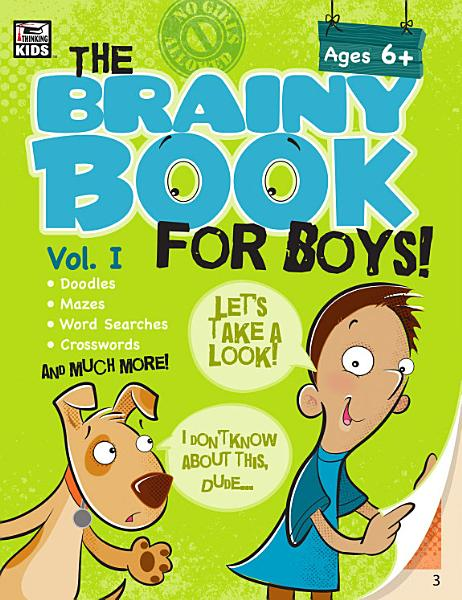 Brainy Book for Boys  Volume 1  Ages 6   11