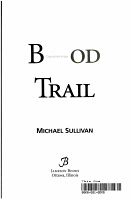 Blood Trail PDF