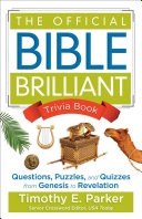 The Official Bible Brilliant Trivia Book PDF