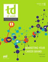 Marketing Your Career Brand PDF