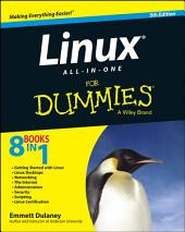 Linux All-in-One For Dummies: Edition 5