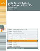 Suspensión gestionada electrónicamente (Circuitos de fluidos. Suspensión y dirección)