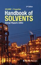 Handbook of Solvents  Volume 1 PDF