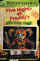 Five Nights At Freddy s  The Freddy Files  Updated Edition  PDF