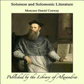Solomon and Solomonic Literature