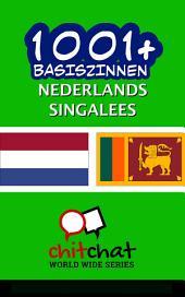 1001+ Basiszinnen Nederlands - Singalees