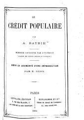 Le Crédit populaire