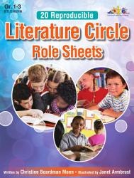 Literature Circle Role Sheets  ENHANCED eBook  PDF